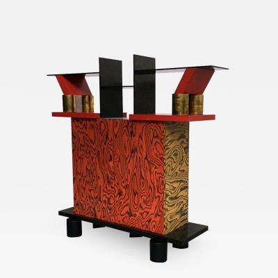 Ettore Sottsass Freemont cabinet by Ettore Sottsass for Memphis 1985