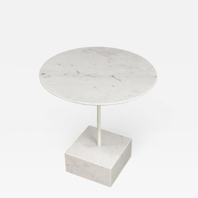 Ettore Sottsass Marble Coffe Table Designed by Ettore Sottsass