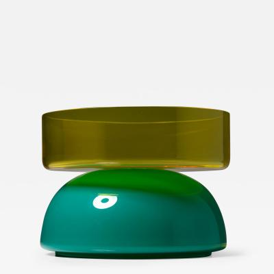 Ettore Sottsass Puzzle Vase by Ettore Sottsass for Venini
