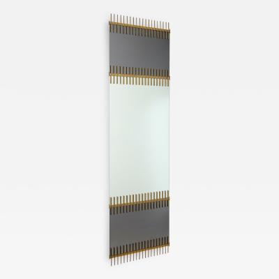 Ettore Sottsass Rare Wall Mirror by Ettore Sottsass