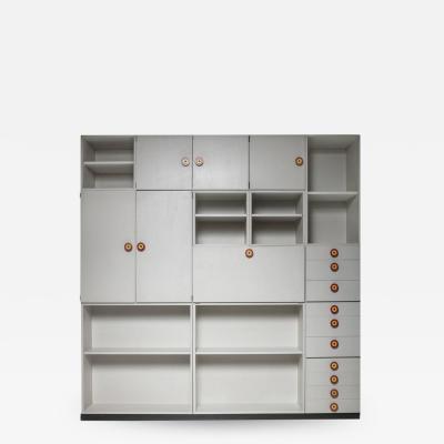 Ettore Sottsass Set of 15 Kubirolo Shelving System by Ettore Sottsass for Poltronova