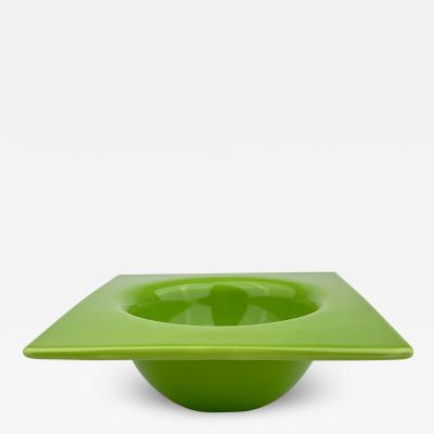 Ettore Sottsass Sottsass Squared Circle Bowl