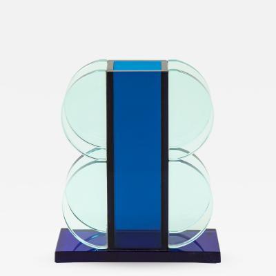 Ettore Sottsass Vase Model 2664