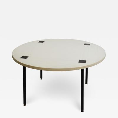 Ettore Sottsass Wooden coffee table by Ettore Sottsass for Poltronova