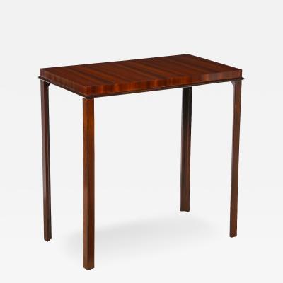 Eugene Schoen Unique Console Table by Eugene Schoen