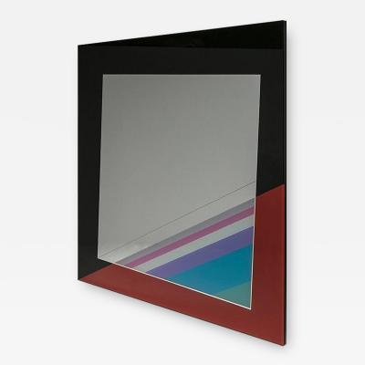 Eugenio Carmi Wall Mirror by Eugenio Carmi for Acerbis