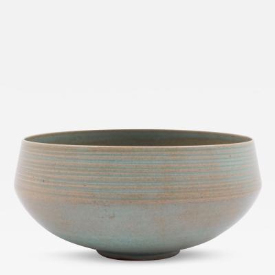 Eva Staehr Nielsen Bowl of Glazed Stoneware
