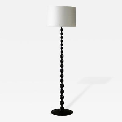 Evan Lewis Pernula Bronze Floor Lamp by Evan Lewis
