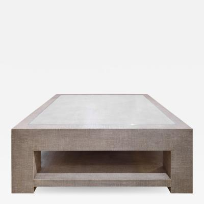 Evan Lobel Lobel Originals Coffee Table Model 1020 Made to Order