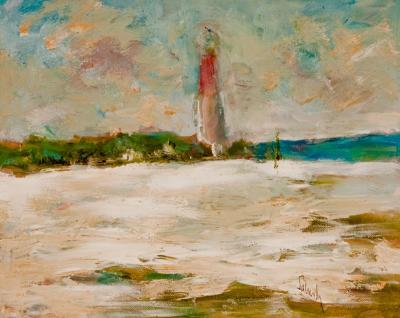 Evelyn Faherty Barnegate Light