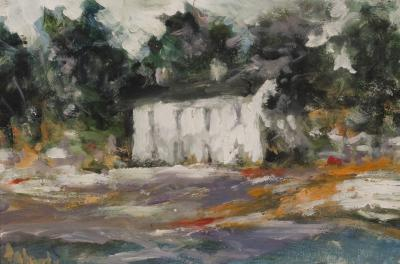 Evelyn Faherty White Mill Winter
