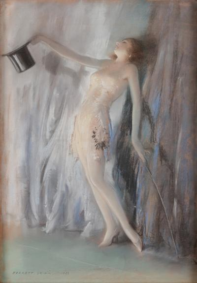 Everett Shinn Curtain Call