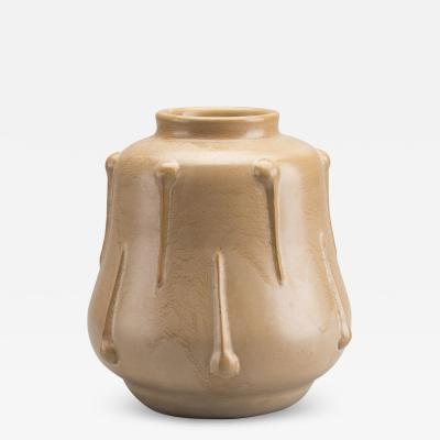 Ewald Dahlskog Organically Modeled Vase by Ewald Dahlskog for Bo