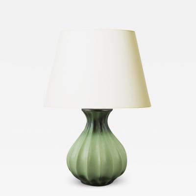 Ewald Dahlskog Swedish Modern Table Lamp by Ewald Dahlskog for Bo