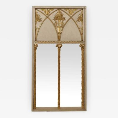 Exceptional French Directoire Trumeau Mirror of Monumental Scale circa 1800