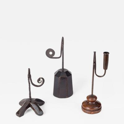 Exceptional Rushlight Holders
