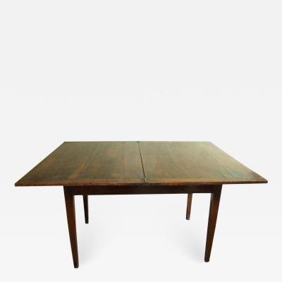 Exquisite 18th Century Walnut Directoire Table