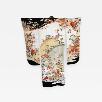 Extraordinary Vintage Japanese Kimono