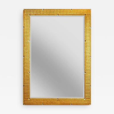 FASCINATION III WITH PETITE SWAROVSKI CRYSTALS MIRROR