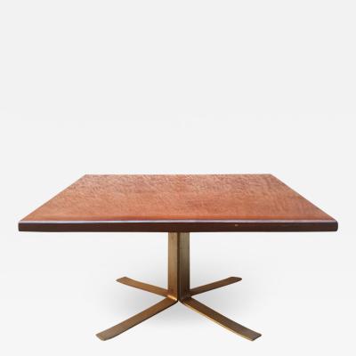 FORMANOVA Milano Squared coffee table by Formanova 1970s