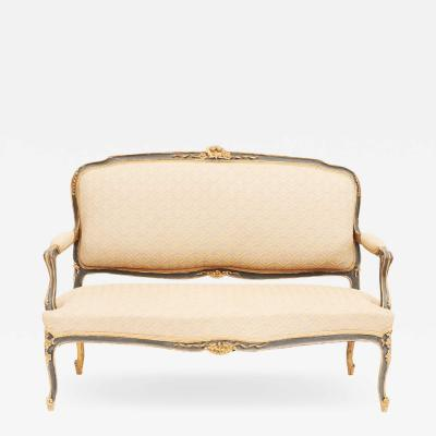 FRENCH CANAP SOFA IN ROCOCO LOUIS XV STYLE