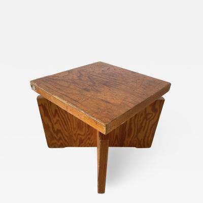 FRENCH PINE STOOLS
