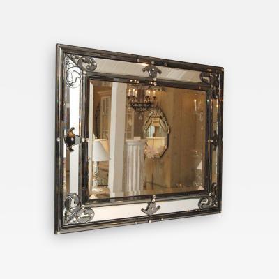 Fabulous French Deco Mirror