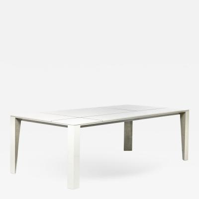 Facet Dining Table
