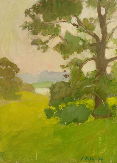Fairfield Porter Tree