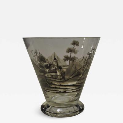 Falconer Vase or Chill