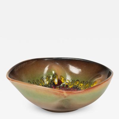 Fanaciulacci ceramic bowl Italy 70s
