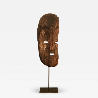 Fang Mask Fragment Africa