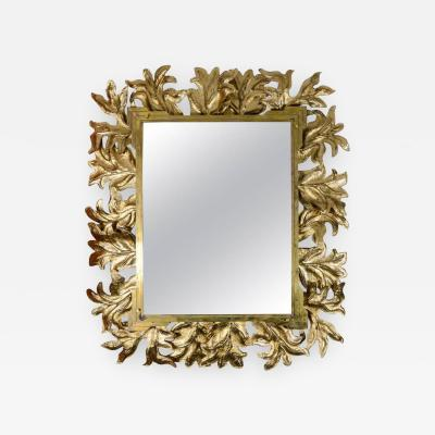 Fantastic Murano Glass Mirror