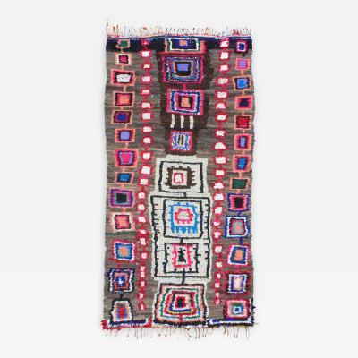 Fantastic Ourika Berber Moroccan Rug