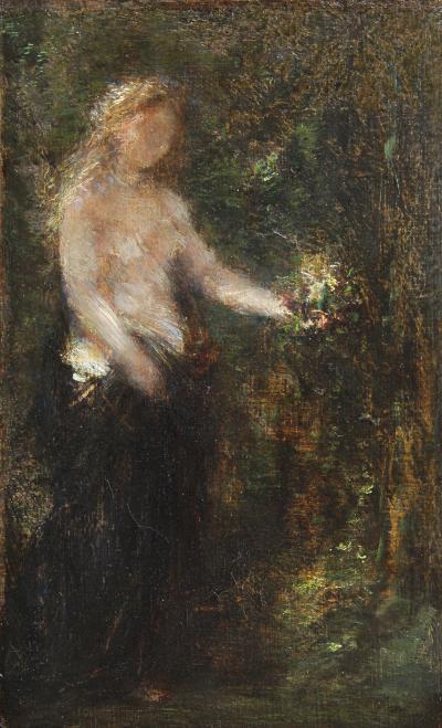 Henri Fantin Latour A la M moire de Schumann