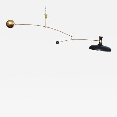 Fedele Papagni Studio Made Mobile Hanging Light by Fedele Papagni
