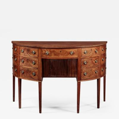 Federal Demilune Sideboard