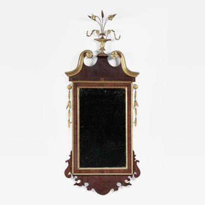 Federal Inlaid Mirror