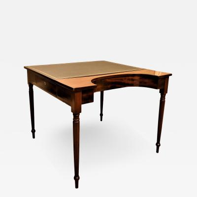 Federal Library Table Circa 1815 Philadelphia
