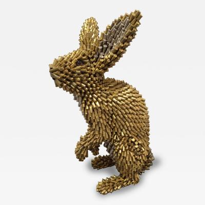 Federico Uribe Standing Rabbit