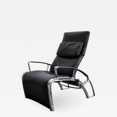 Ferdinand Alexander Porsche Lounge Chair IP84S by Ferdinand A Porsche for Interprofil 1984 Germany