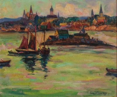 Fern Isabel Coppedge Golden Harbor