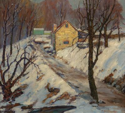 Fern Isabel Coppedge Lamplighters Cottage