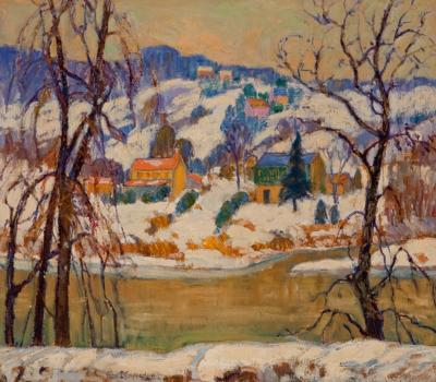 Fern Isabel Coppedge The Golden Glow