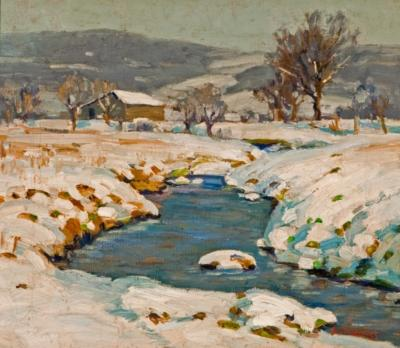 Fern Isabel Coppedge Winter Morning