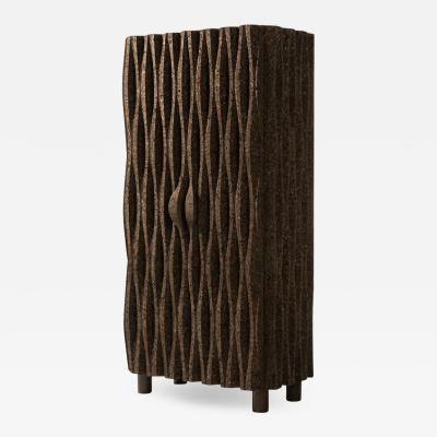 Fernando and Humberto Campana Sobreiro Wave Cabinet by the Campana Brothers Brazil 2018