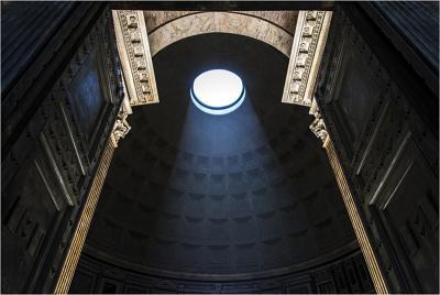 Ferrante Ferranti PANTHEON ROME ITALIE Fine Art phototography