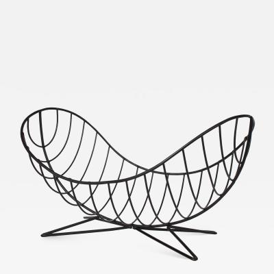 Ferris Shacknove Twin Scoop Wire Fruit Basket
