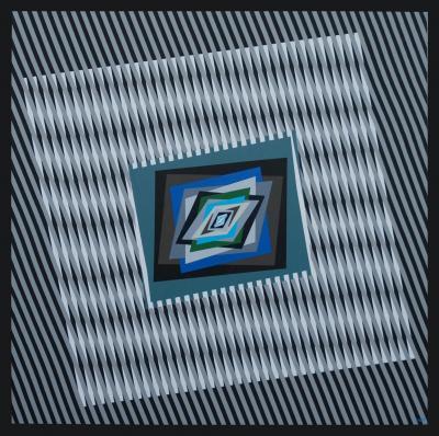 Ferruccio Gard Optical Art The Dynamics of Color by Ferruccio Gard