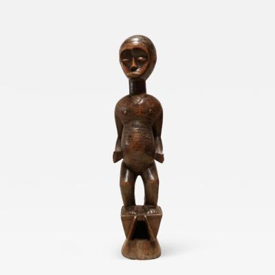 Fertility African Sculpture by the Lobi People